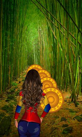 Subway Princess Jungle Run 2.0 screenshot 637080