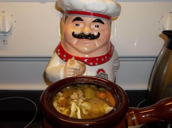 Hearty Crockpot Chicken