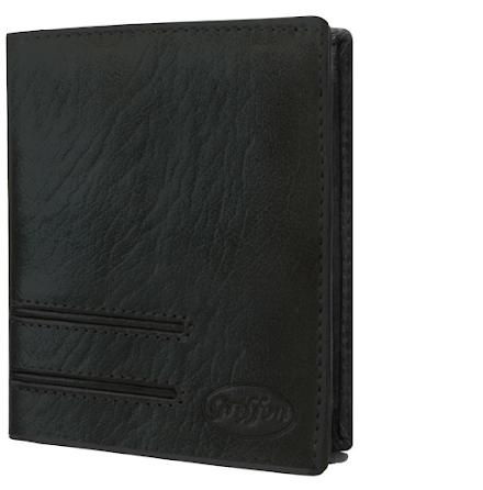 Plånbok i Oxläder 12 kortplatser