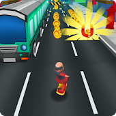 Subway Motu Rush: Subway Surf Game, Subway Runner