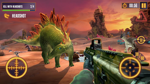 Deadly Dinosaurs Hunting Adventure 2020 1.7 screenshots 1