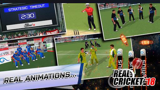Real Cricketu2122 18 1.8 screenshots 18