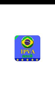 IPVA 2018 - Consulta Calendário - náhled