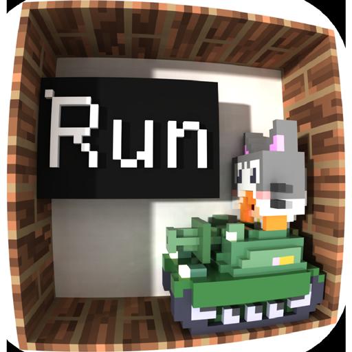 RunNyar - Dash & Shot - game (apk) free download for Android/PC/Windows
