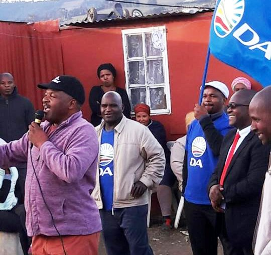Former Stellenbosch deputy mayor Cameron Mcako shot dead - SowetanLIVE
