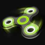 Fidget Hand Spinner Simulator Pro Icon