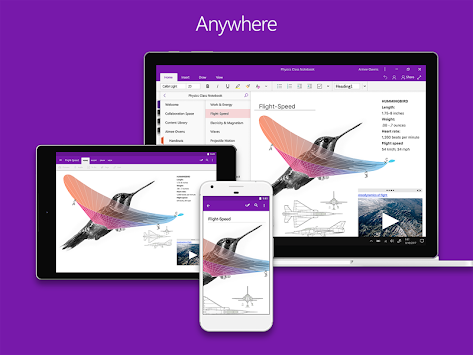 OneNote APK screenshot thumbnail 15