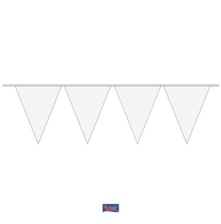 Flaggirlang, vit 10m