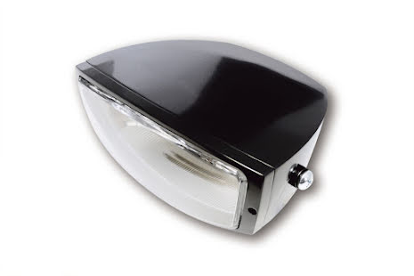 HIGHSIDER, OREGON main headlight