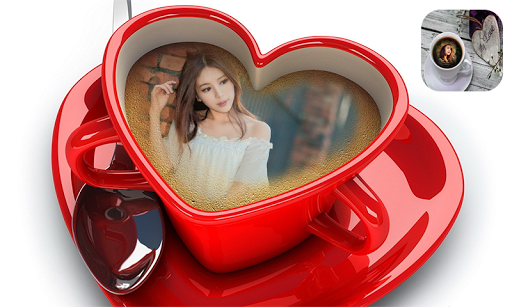 Coffee Cup Photo Frames Apk Download 4