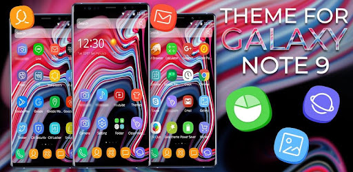 Classy Black Theme For Galaxy Note 9 – Google Play ilovalari