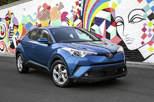Toyota is recalling its C-HR crossover because the electronic handbrake might fail.