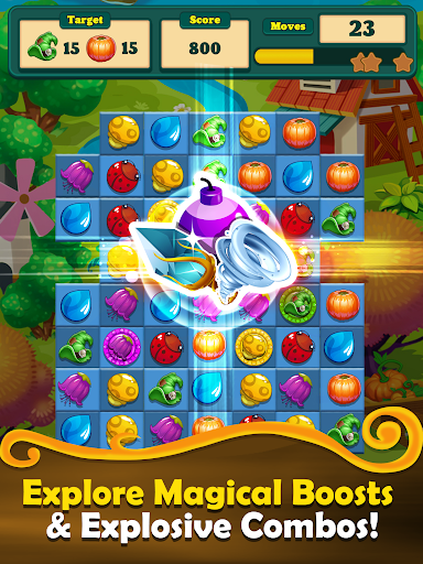 New Witchy Wizard 2019 Match 3 Games Free No Wifi screenshots 18