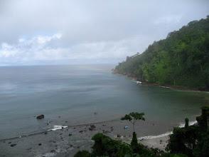 Photo: A Cocos, Il pleut ou il va pleuvoir!