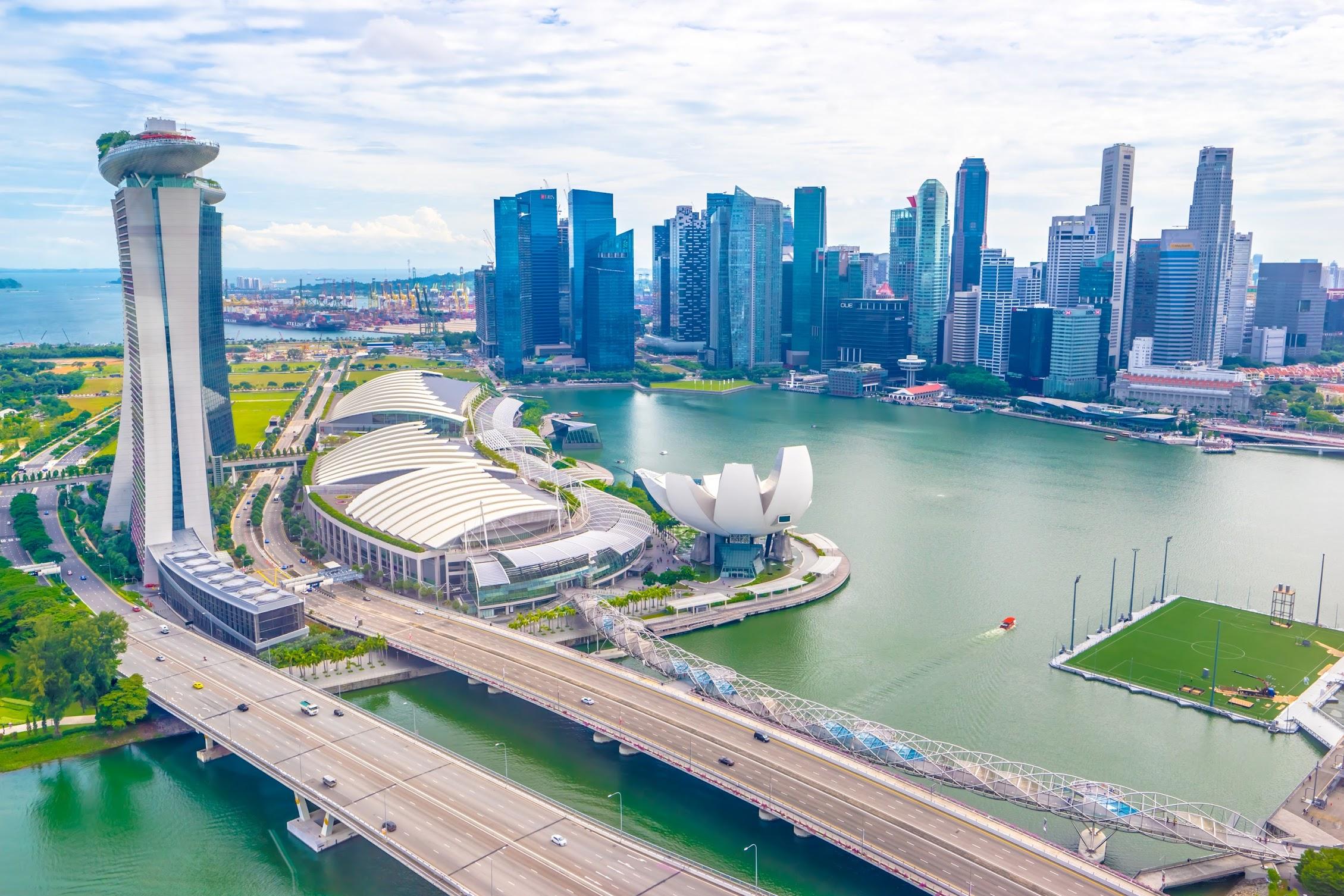 シンガポール・フライヤー2