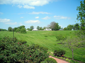 Photo: The grounds at the wedding site - Swan Harbor Farm: http://www.swanharborfarm.org/