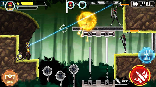 Stickman Reborn - Free Puzzle Shooting Games 2020 screenshots 8