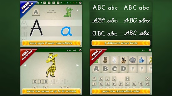 ABC Playground for Kids FREE- screenshot thumbnail