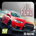 Long Road Traffic Racing Car Driving Simulator icon
