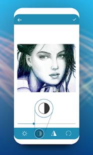 Photo Sketch Blender - Blend Editor - náhled