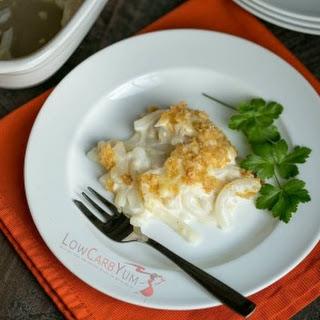 Shiratake Noodle Tuna Casserole