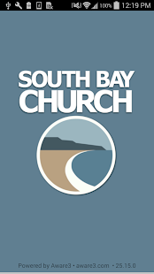 South Bay Church App - náhled
