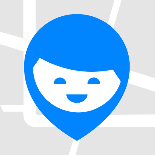 Find My Kids: Child GPS-watch & Cell Phone Tracker Icon
