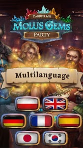 Molus Gems Party v1.0.0