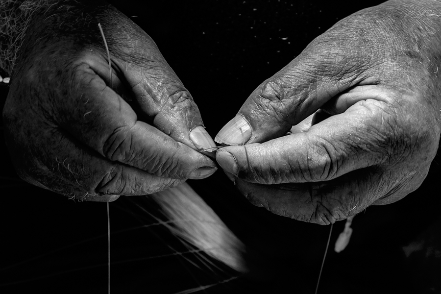 Mani pescatore di gianniturtur
