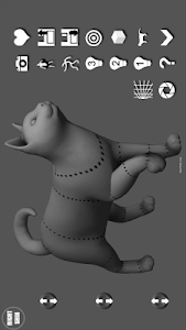 Cat Pose Tool 3D screenshot 2