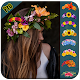 Flower Crown Makeup - Photo Collage Editor (app)