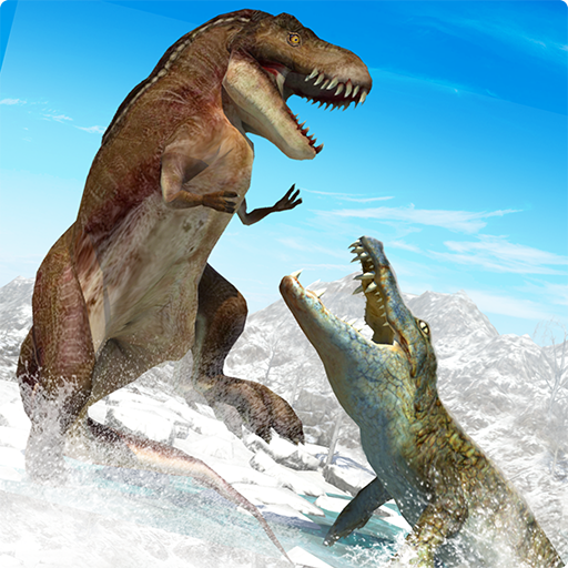 Dinosaur Games - Deadly Dinosaur Hunter 8.2