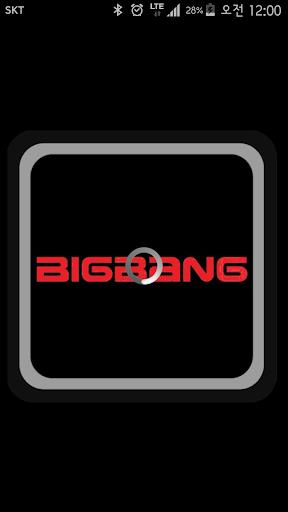 BIGBANG VIDEO PLAYER