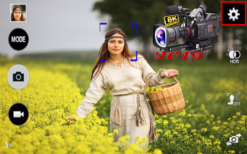 Download 8K 2019 HD Zoom Camera For PC Windows and Mac APK