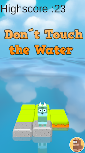 Don`t Touch The Water - náhled