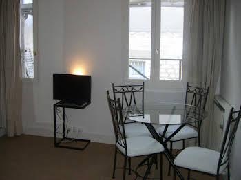 Studio meublé 19,02 m2