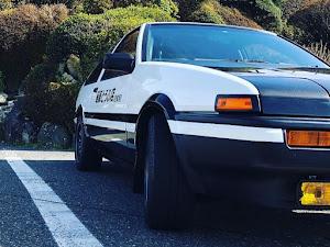 スプリンタートレノ AE86 AE86 GT-APEX 58年式のカスタム事例画像 lemoned_ae86さんの2019年05月27日13:47の投稿
