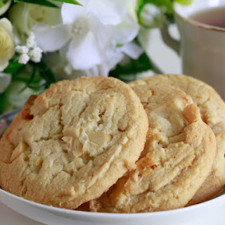 The Best Ever Soft White Chocolate Chip Cookies In The Airfryer