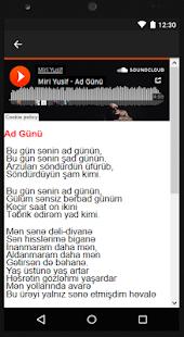 Miri Yusif Ad Gunu Youtube