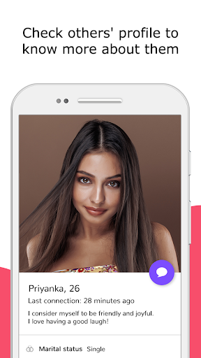Love in India - Chat & Dating 3.6 screenshots 3