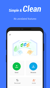InShare – Share Apps & File Transfer Pro Apk (Pro Features Unlocked) 4