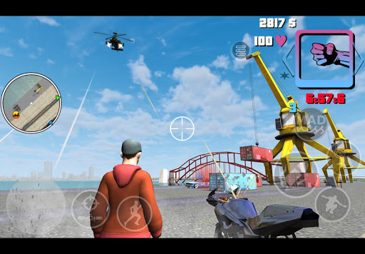 Mad Crime Town Wars Two Islands 1.21 screenshots 1