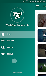 Whatsapp Group Invite - náhled