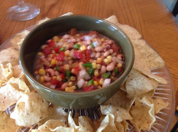 Southern Black Eyed Pea Caviar Recipe