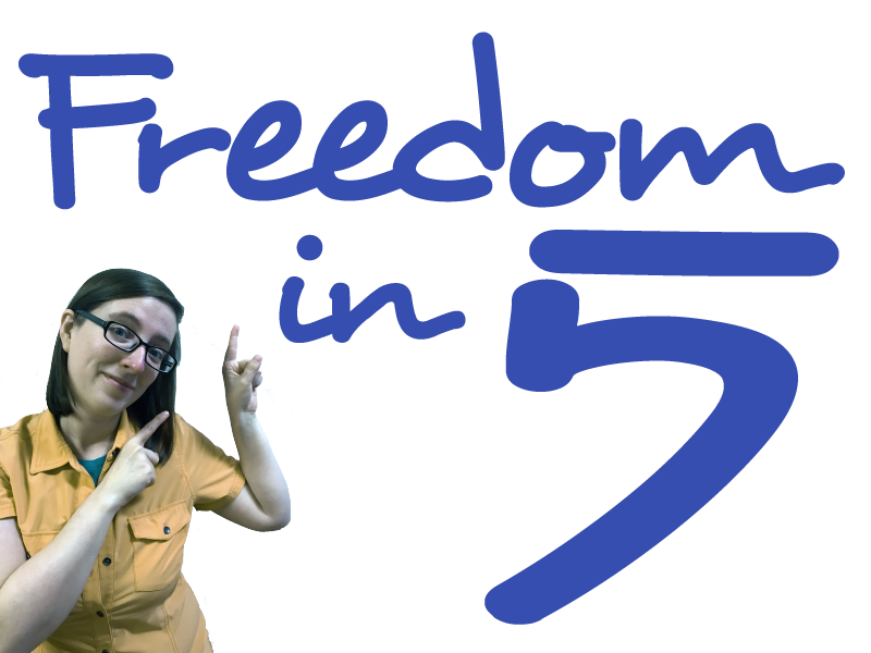 Freedom in 5 Business Coaching Program