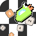Flap's 2048 White Tiles Icon