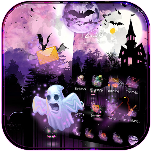 Happy Halloween 2017 Theme