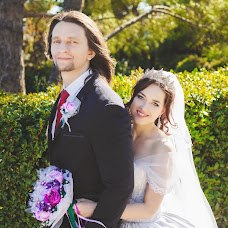 Wedding photographer Darya Deryaga (strekozza). Photo of 13.05.2017