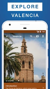 Valencia Travel Guide- screenshot thumbnail