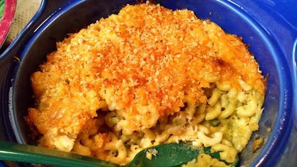 Mac And Cheese Broccoli Bake Recipe
